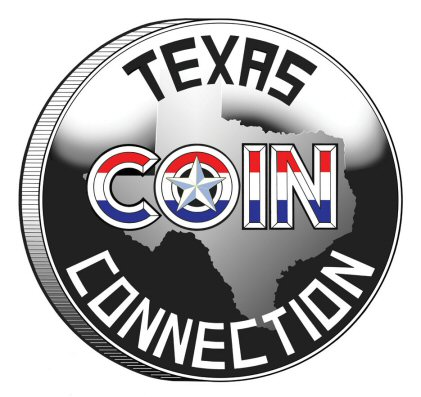 Texas Coin Connection Logo